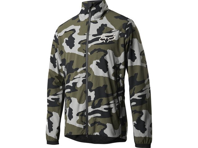 Fox Flexair Pro Fire Alpha Jacke Herren green camo